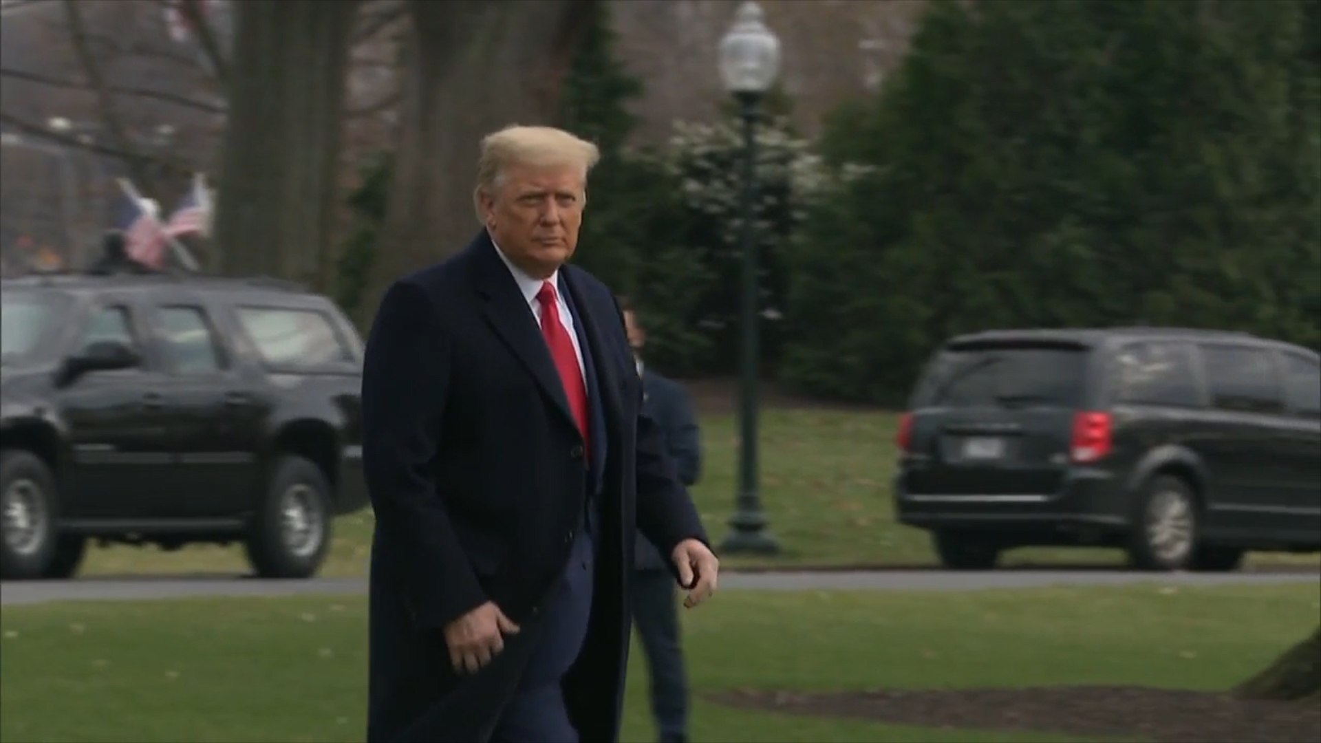 Congress May Move to Impeach - ABC23
